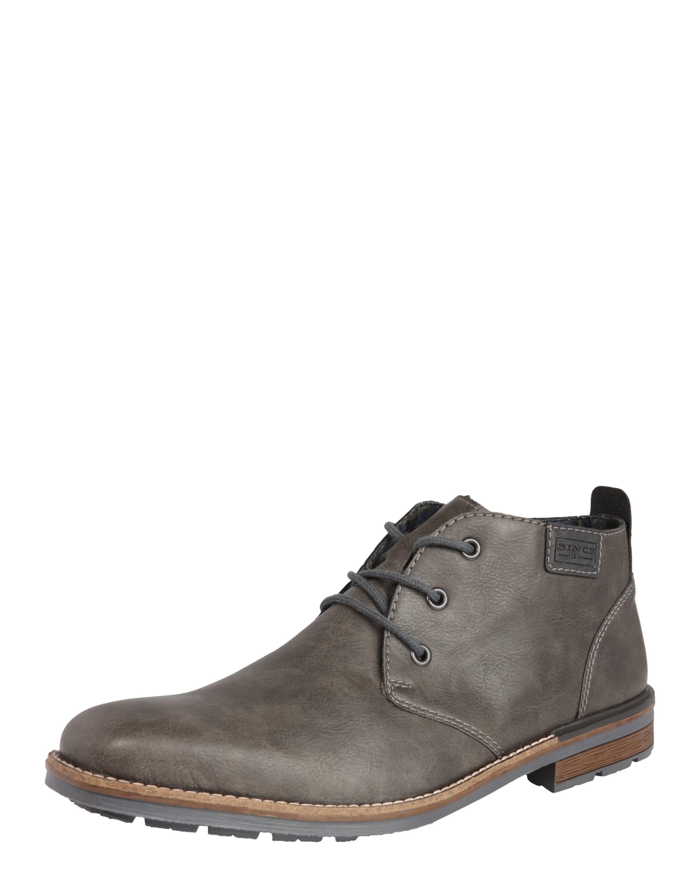 Haltbare Mode billige Schuhe RIEKER | Schnürschuh Schuhe Gut getragene Schuhe