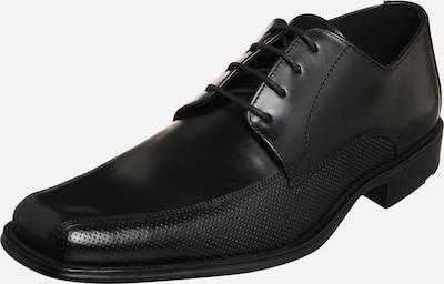 LLOYD Chaussure à lacets 'Dagget' en noir, Vue avec produit