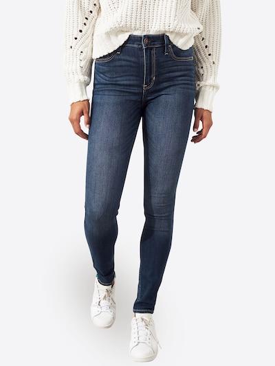 HOLLISTER Jeans in blue denim, Modelansicht