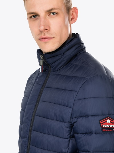 Superdry Jacke 'NEW FUJI' in navy | ABOUT YOU