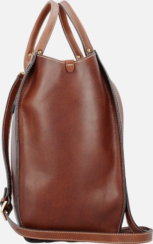 The Bridge Sartre Shopper Tasche Leder 34 cm