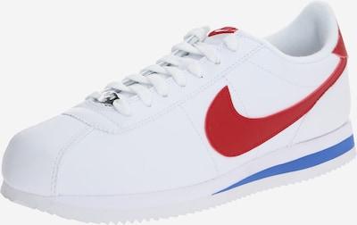 Nike Sportswear Trampki niskie 'Cortez' w kolorze królewski błękit / czerwony / białym, Podgląd produktu