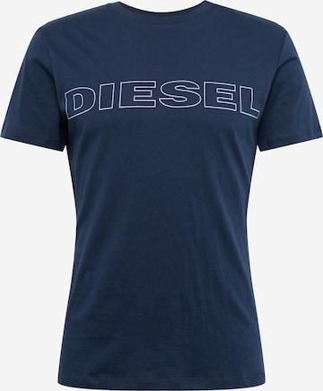 DIESEL T-Shirt in Blau
