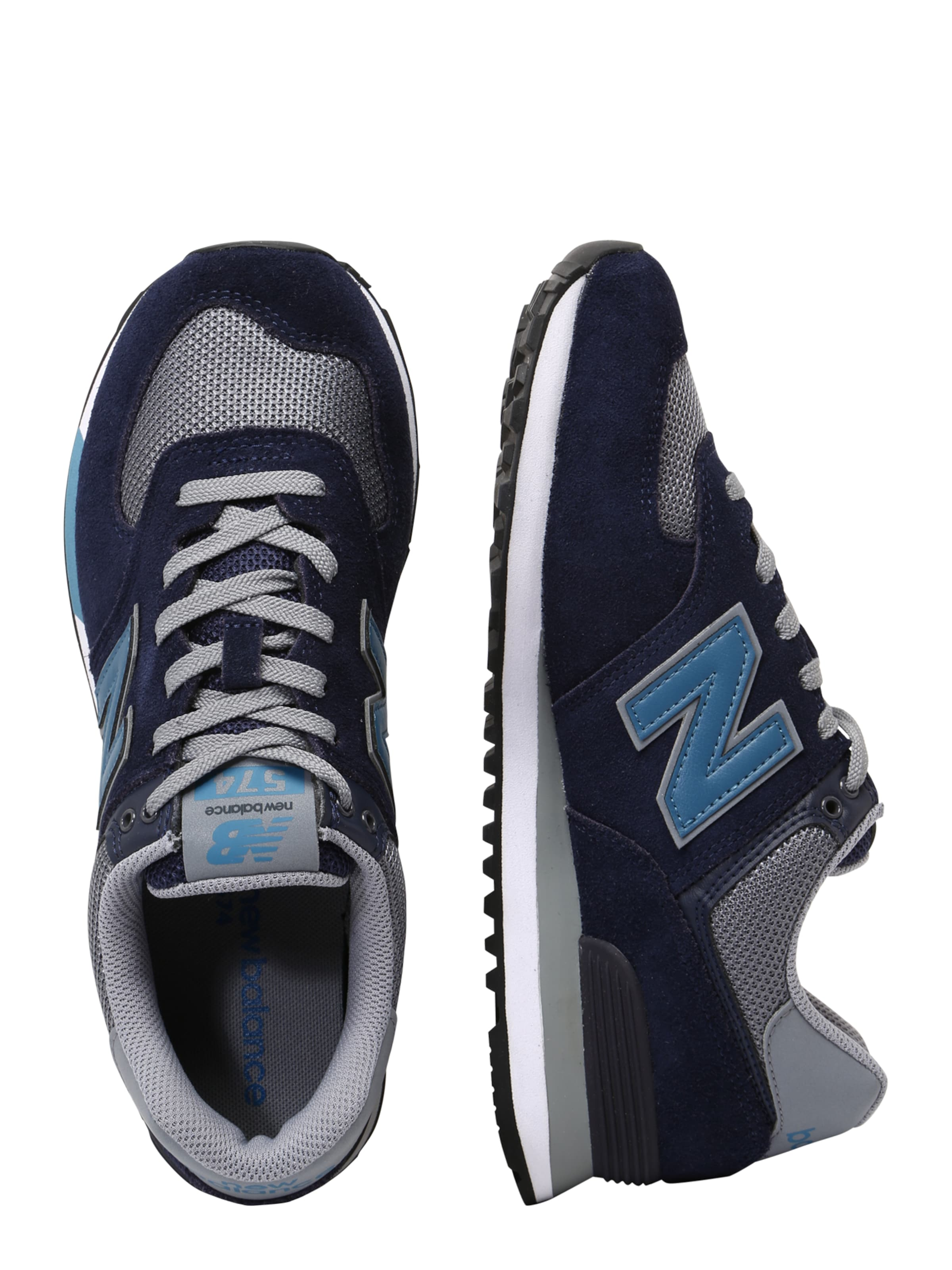 Sneaker 'ml New Balance In 574' MarineGrau SzMpqUVG