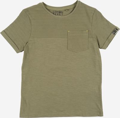 LEMON BERET Shirt in de kleur Donkergroen, Productweergave