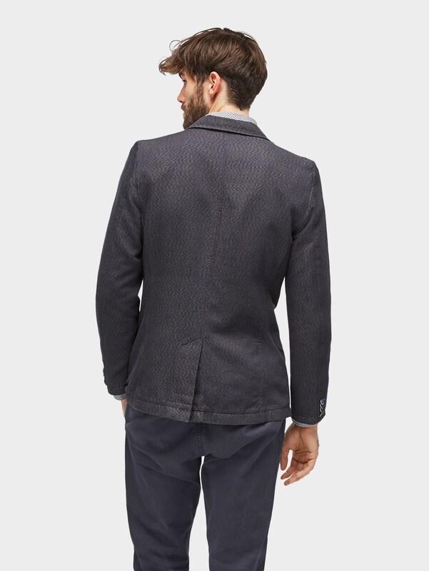 Tailor En De Veste Noir Costume Tom E2IWHD9