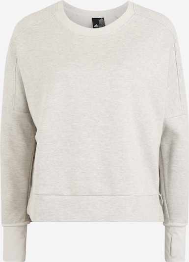 ADIDAS PERFORMANCE Bluzka sportowa w kolorze szaro-beżowym, Podgląd produktu