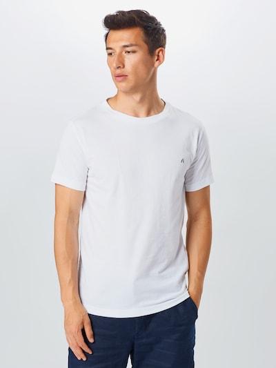 REPLAY Koszulka w kolorze białym, Podgląd na modelu(-ce)