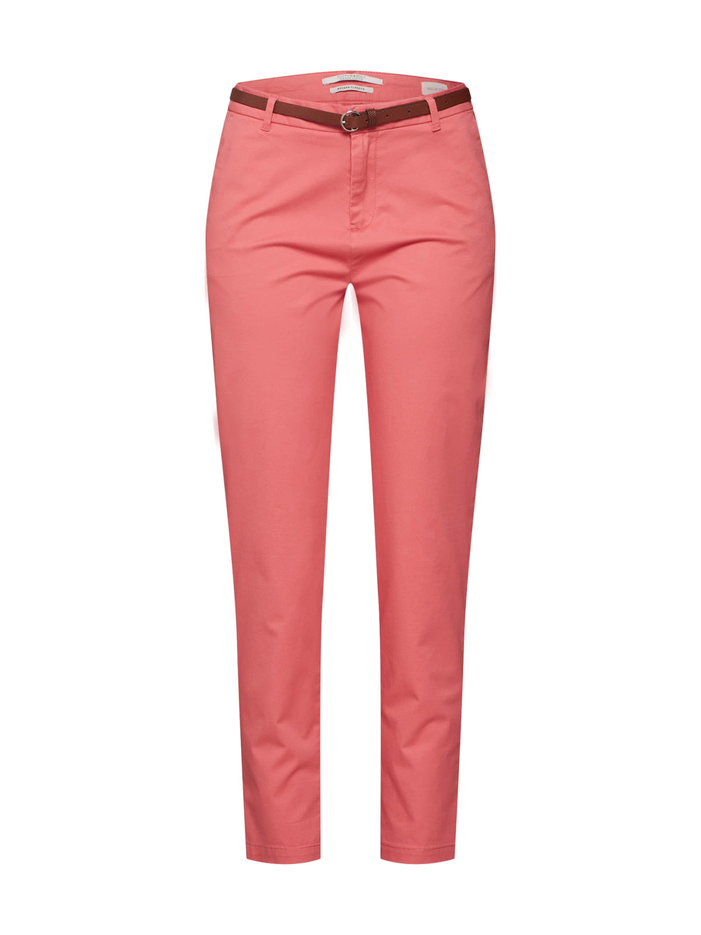 Pantalon Chino Rose En Soda Scotchamp; CxWdBero