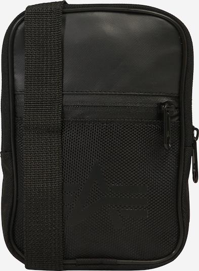 ALPHA INDUSTRIES Taška přes rameno 'Utility Bag' - černá, Produkt