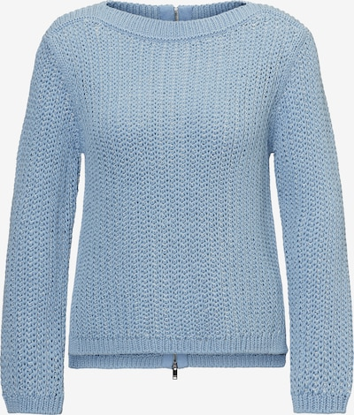 Marc O'Polo Pure Pullover in hellblau, Produktansicht