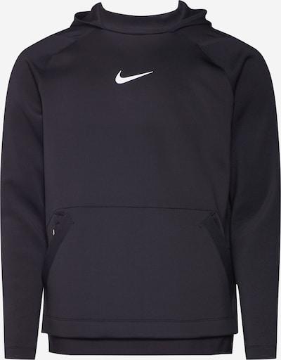 NIKE Sweatshirt 'M NK HD PO FLC NPC' in schwarz, Produktansicht