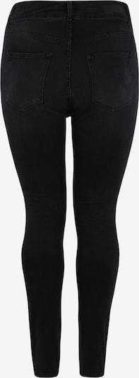 Džinsai 'ARLY' iš LTB - Love To Be , spalva - juodo džinso spalva: Vaizdas iš galinės pusės