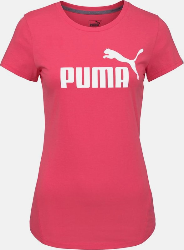 PUMA T-Shirt 'ESSENTIAL NO.1 TEE W'