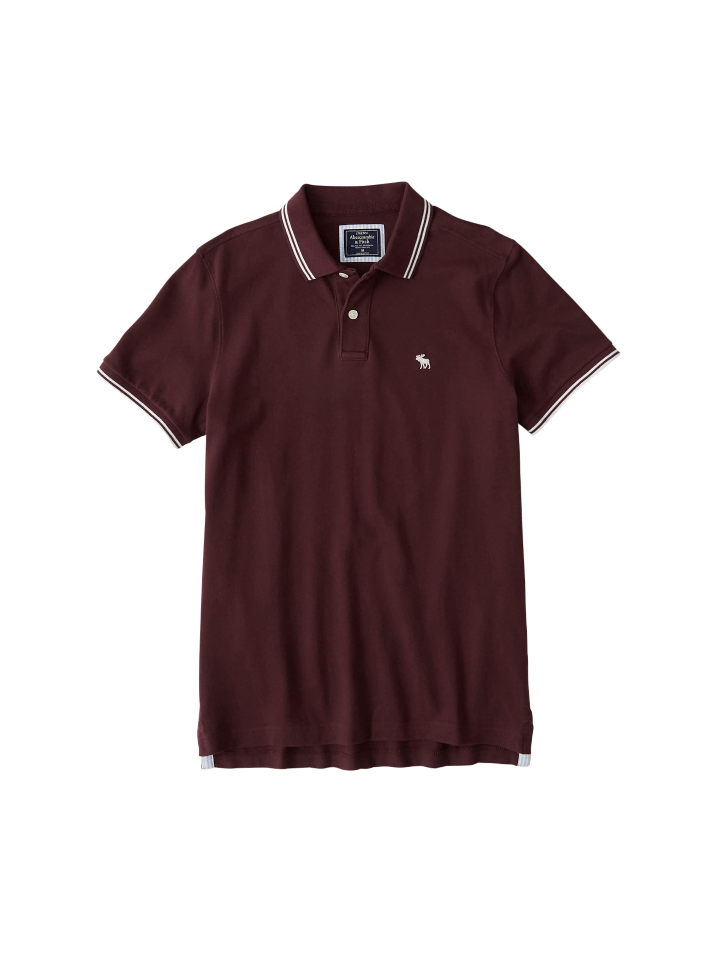 Abercrombieamp; shirt Bourgogne Fitch T En oWrCxBde