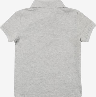 TOMMY HILFIGER Poloshirt in graumeliert: Rückansicht