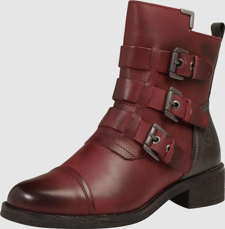 bugatti Biker Boots Verschleißfeste billige Schuhe
