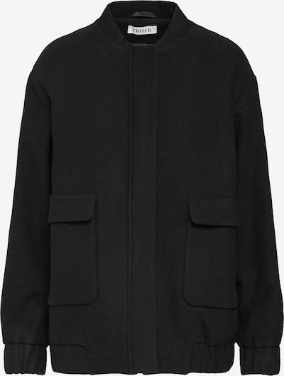 EDITED Tussenjas 'Nalan' in de kleur Zwart, Productweergave
