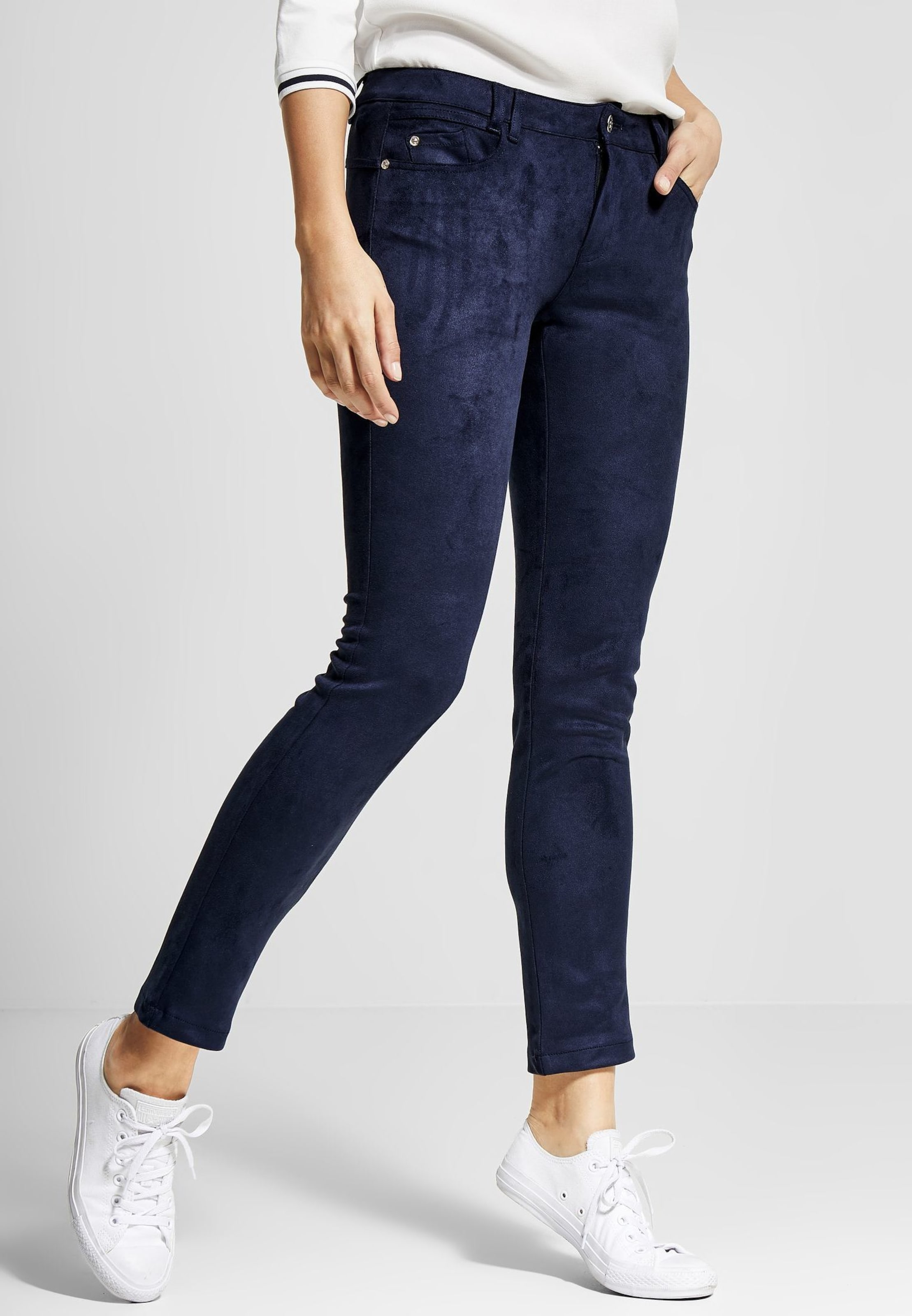 Street 'york' Bleu One Pantalon En b6If7vYymg