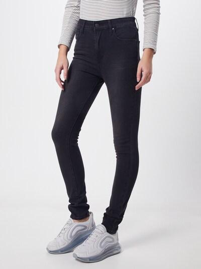 LEVI'S Jeans '721' in de kleur Grey denim: Vooraanzicht