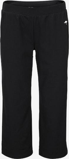 KangaROOS Workout Pants in Black, Item view