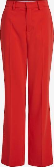 SET Pantalon à plis en rouge orangé, Vue avec produit
