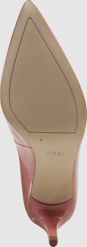 Högl Pumps Made Of Patent Leather