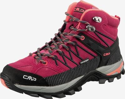 CMP Trekkingboots 'Rigel Mid' in pink / schwarz, Produktansicht