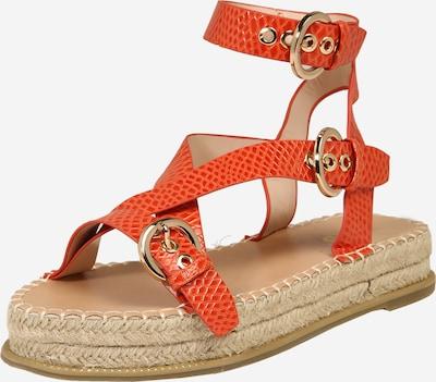 Sandalo con cinturino 'KOENA' Raid di colore arancione scuro, Visualizzazione prodotti
