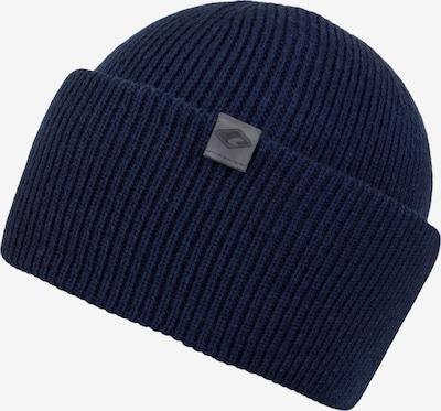 Megzta kepurė 'Cecilia' iš chillouts , spalva - tamsiai mėlyna: Vaizdas iš priekio
