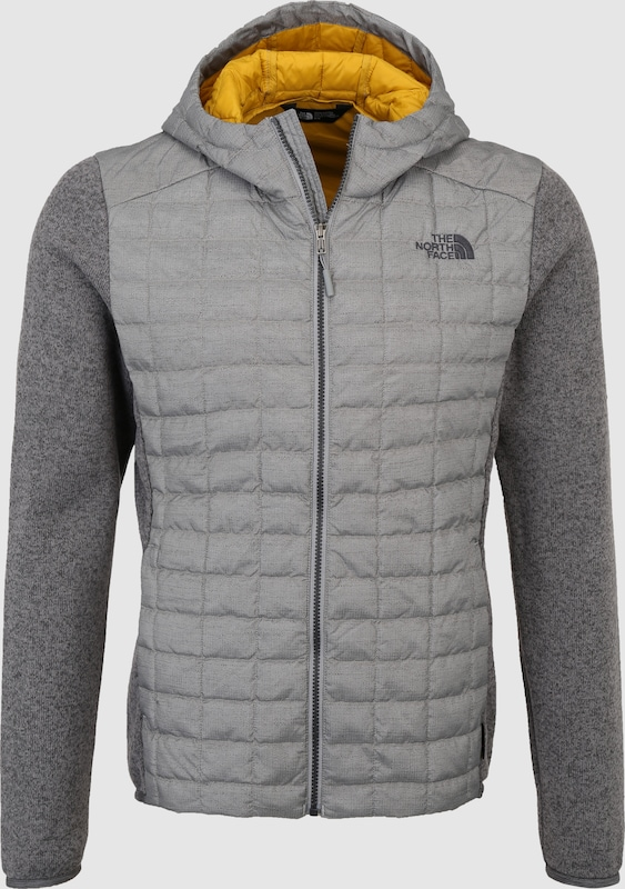 THE NORTH FACE Funktionsjacke aus Materialmix