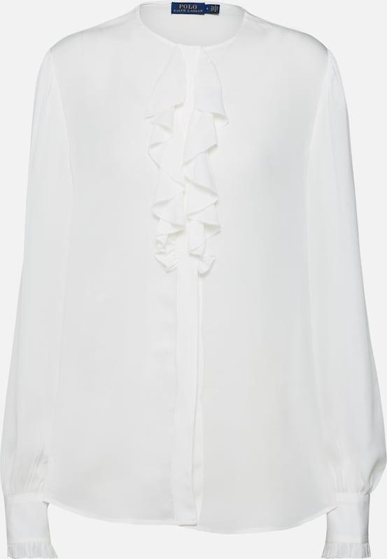 POLO RALPH LAUREN Shirt in offWeiß  Großer Großer Großer Rabatt 861e06