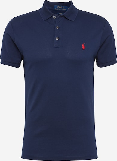 POLO RALPH LAUREN Poloshirt 'SSKCSLM1-SHORT SLEEVE-KNIT' in navy, Produktansicht