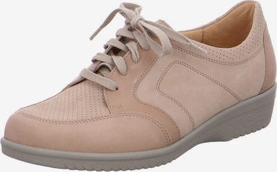 Ganter Lace-Up Shoes in Light beige / Powder, Item view