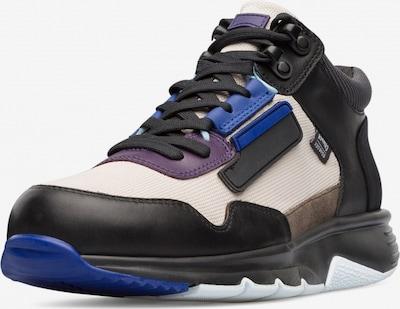 CAMPER Sneaker 'Drift ' in blau / dunkelbraun / hellgrau / schwarz, Produktansicht