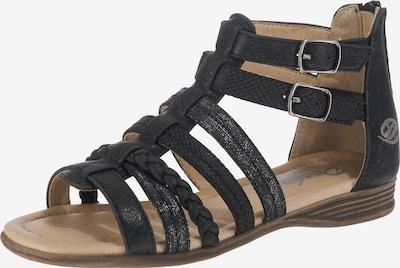 Dockers by Gerli Sandale in schwarz, Produktansicht
