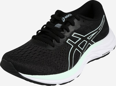 ASICS Running shoe 'Gel-Excite 7' in black / white, Item view