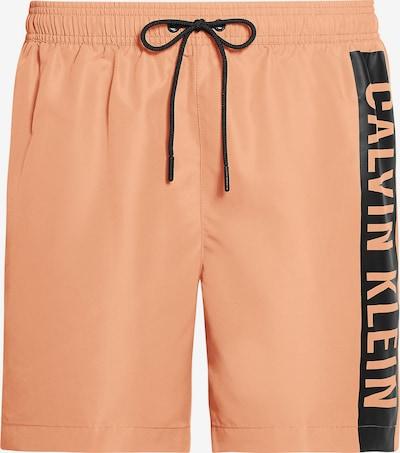 Calvin Klein Underwear Badeshorts in lachs, Produktansicht