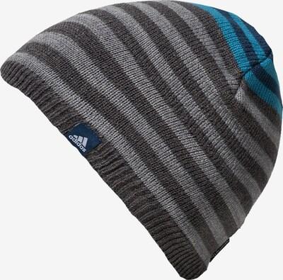 ADIDAS PERFORMANCE Sportmütze in blau / grau / taupe, Produktansicht