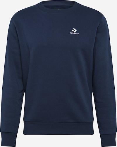 CONVERSE Sweatshirt in dunkelblau, Produktansicht