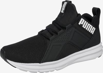 PUMA Loopschoen 'Enzo Mesh' in de kleur Zwart / Wit, Productweergave