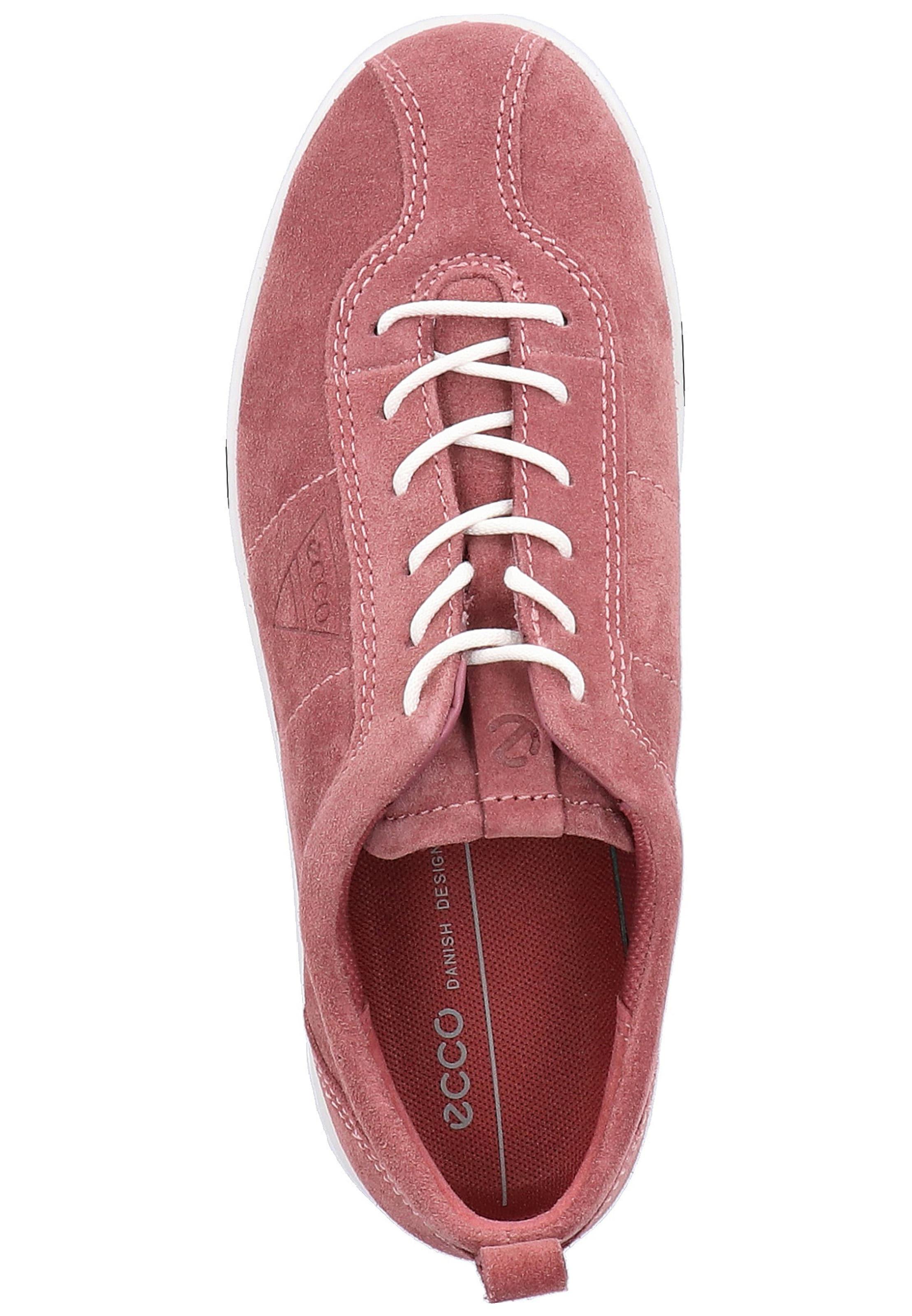 Ecco PastellrotWeiß In Sneaker Sneaker Ecco QxhtrCsdoB