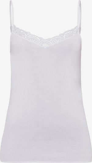 Hanro Top in de kleur Wit, Productweergave