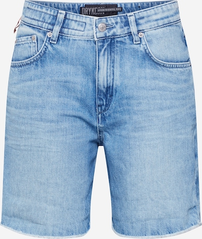 DRYKORN Shorts 'LAP' in blue denim, Produktansicht