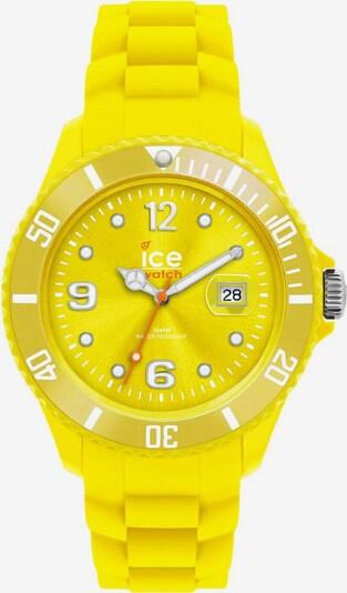 ICE WATCH Uhr in gelb, Produktansicht