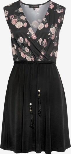 MELROSE Jerseykleid in schwarz, Produktansicht
