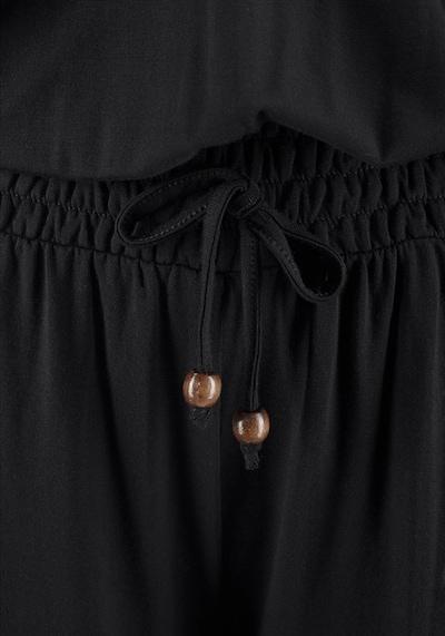 LASCANA Jumpsuit i sort, Produktvisning
