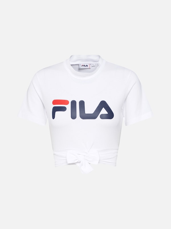 Neck' Bleu Fila Turtle T shirt En Rouge Belted Marine 'roxy Blanc RaXwZ0qxZ