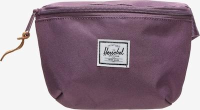 Herschel Sacs banane 'Fourteen' en violet foncé, Vue avec produit