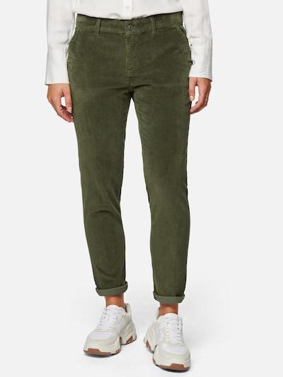Mavi Hose ' SELINA ' in khaki, Modelansicht